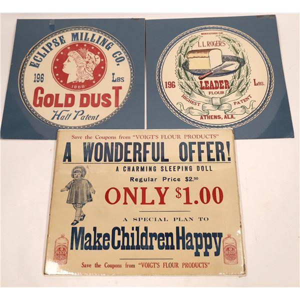 Flour Store Signs  [139118]
