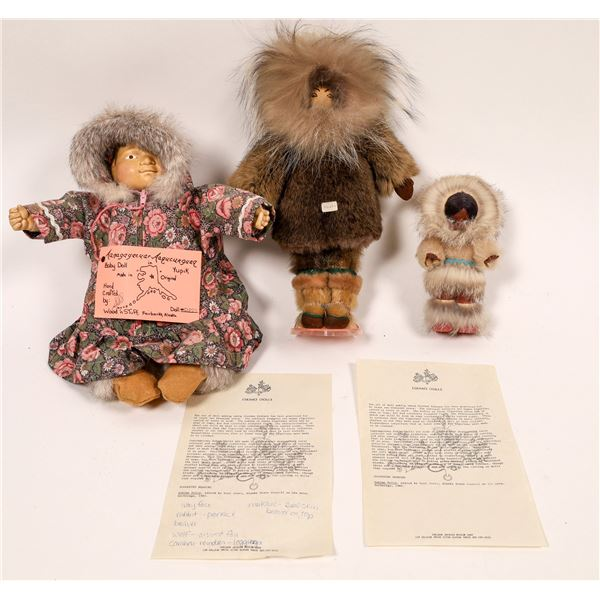 Eskimo Dolls  [138558]
