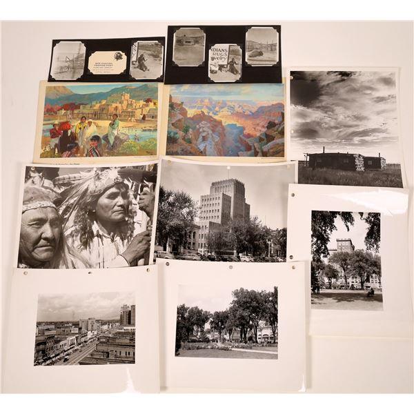 Southwest Photo and Ephemera Collection  [139021]