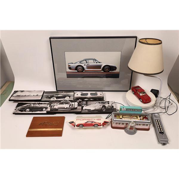 Porsche lamp. Photos   [139821]