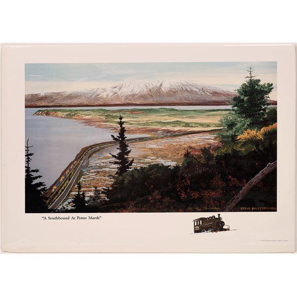 Alaska Railroad in Prints  [139724]