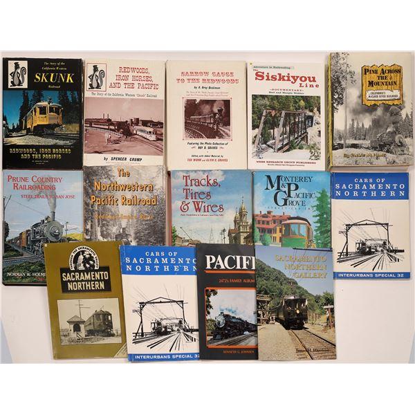 California Redwood Railroads (14)  [128147]
