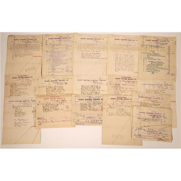 Pacific Electric Railway Co. Archive  [138509]