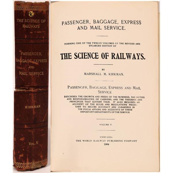 Express Railroad Book (2)  [139500]