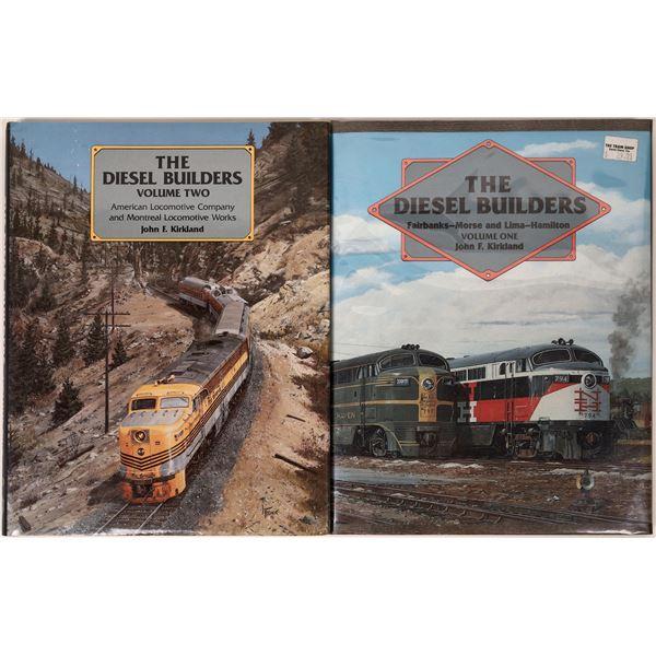 The Diesel Builders Vol I & II  [139501]
