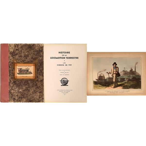 History Text of French Railroad   [129763]