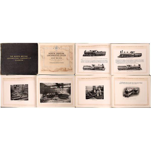 The North British Locomotive Company WWI  [128257]