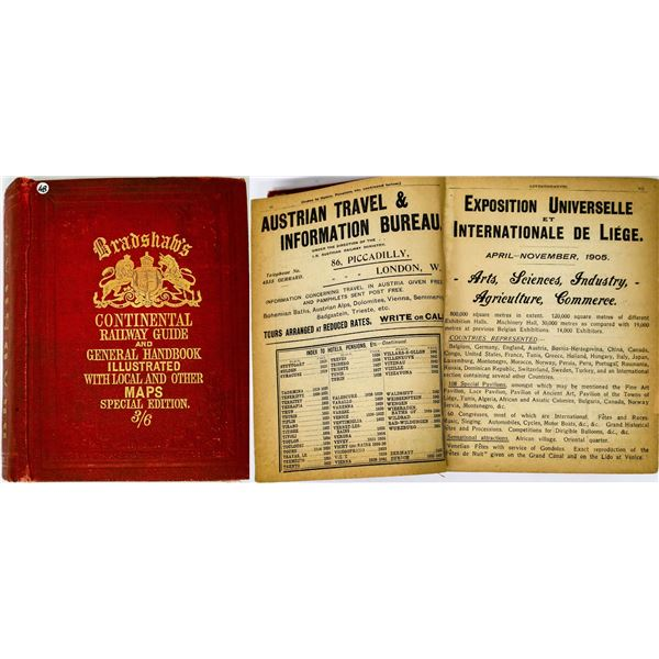 Bradshaw's British Railway Guide Handbook  [131651]