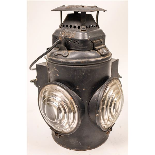 Railroad Engine Classification Lamp by Adlake  [138327]