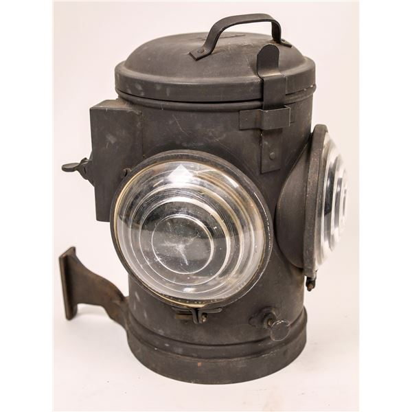 Southern Pacific Engine Classification Lamp - Electrified (#1)  [138309]