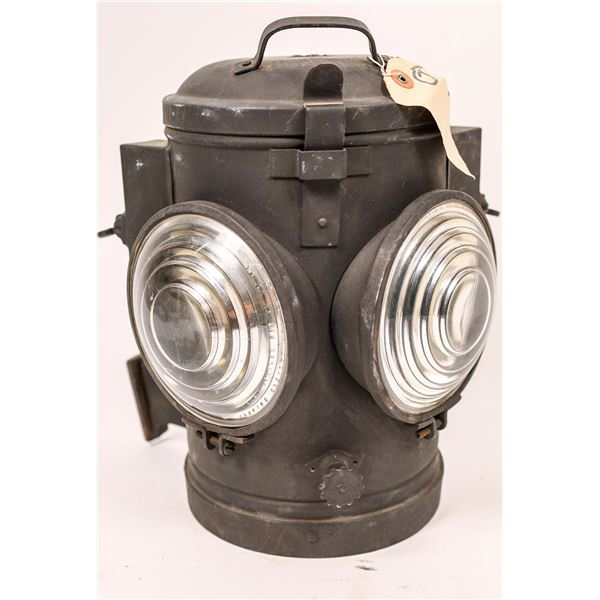 Southern Pacific Engine Classification Lamp - Electrified (#2)  [138311]