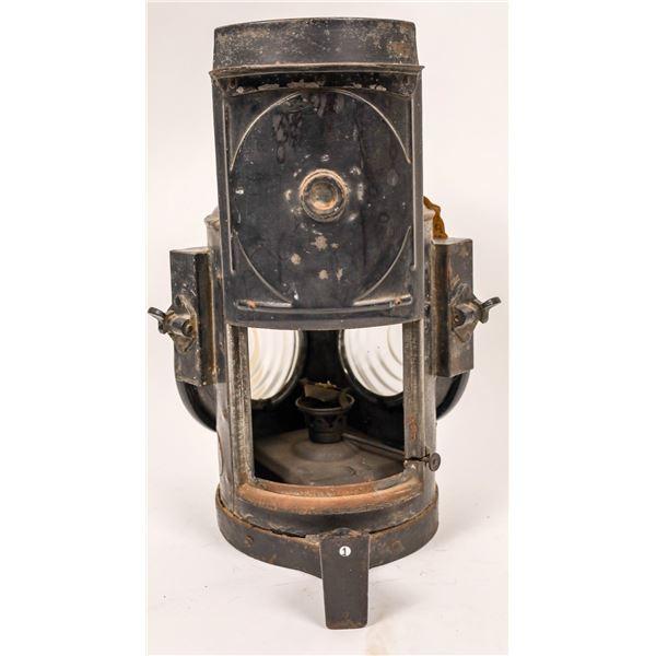 Adams & Westlake Engine Classification Lamp, OA&ERR - with Burner  [138305]