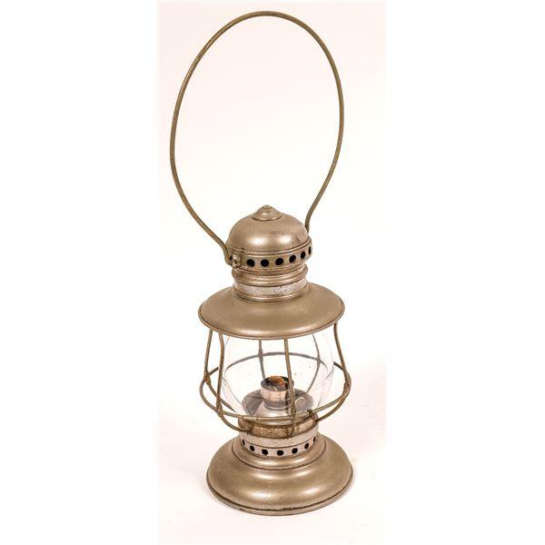 Adams & Westlake Railroad Conductor's Lantern, Clear Globe  [138570]