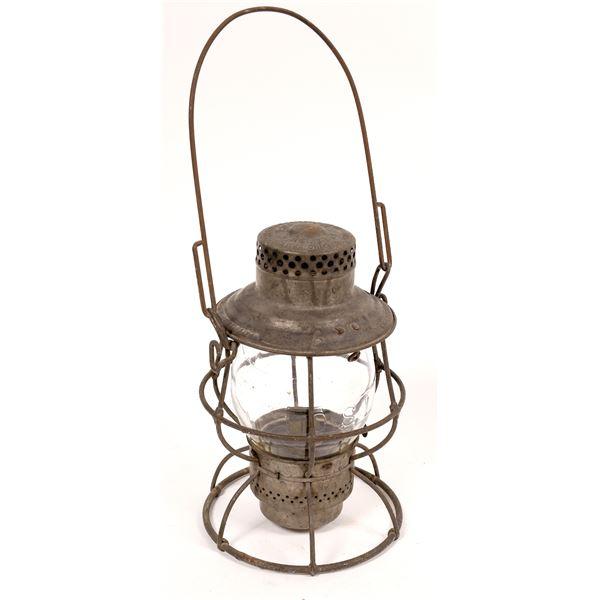 Adlake Conductor's Lantern, Oregon Short Line  [138580]