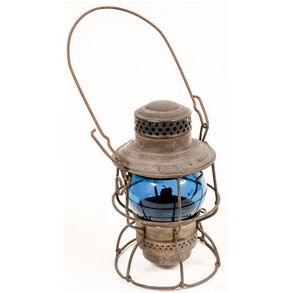 Adlake Conductor's Lantern, Salt Lake & Utah Railroad  [138575]