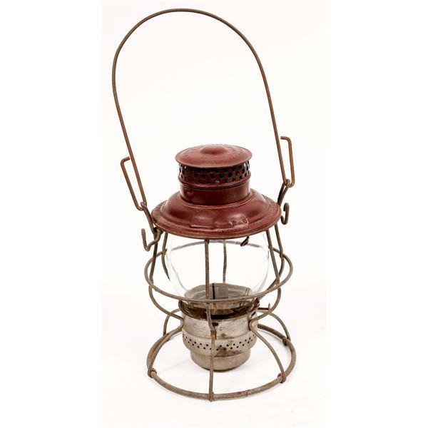 Adlake Conductor's Lantern, Spokane, Portland & Seattle Railroad  [138576]
