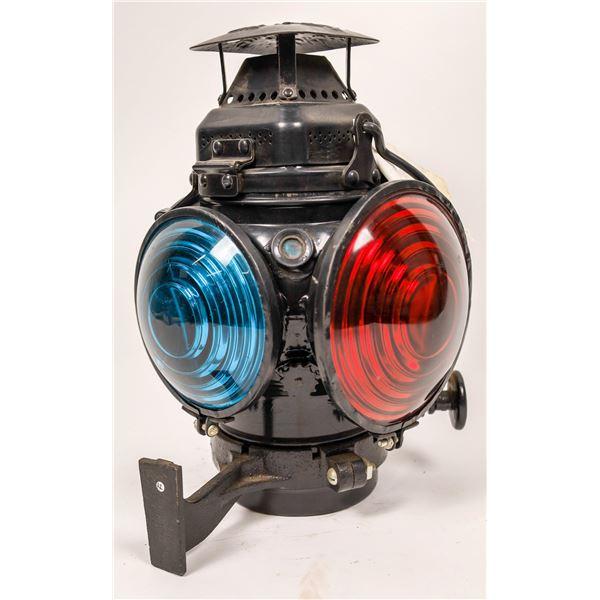 Adams & Westlake Tail Marker Lamp with Complete Burner  [138313]
