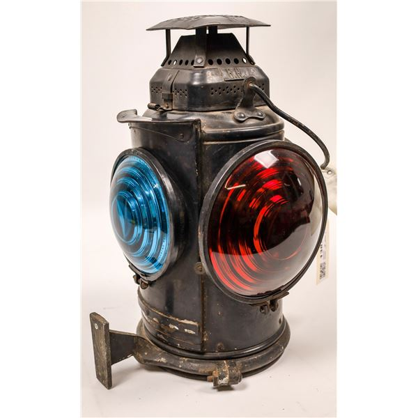 Railroad Rear Marker Lamp by Adlake  [138320]