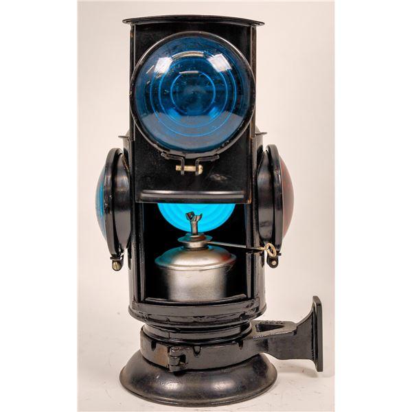 Railroad Rear Marker Lamp by Adlake  [138333]