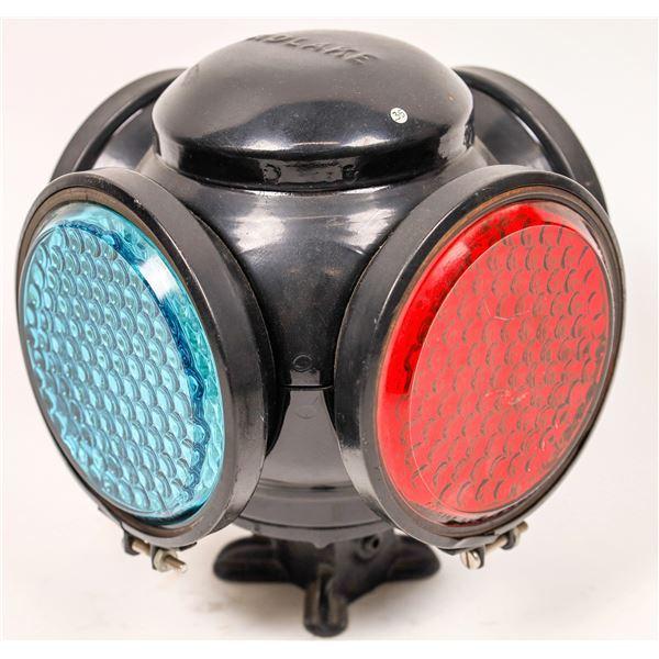 Adlake Railroad Reflex Switch Lamp  [138308]