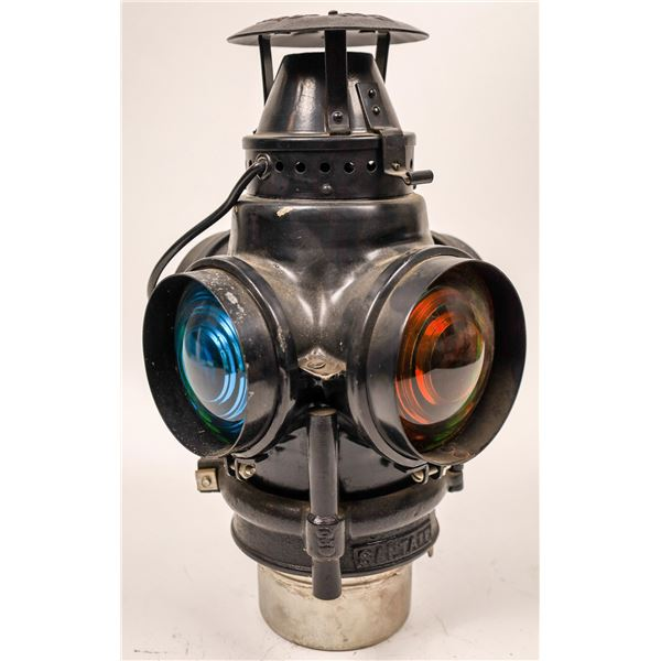 Railroad Switch Lamp by Adlake  [138323]