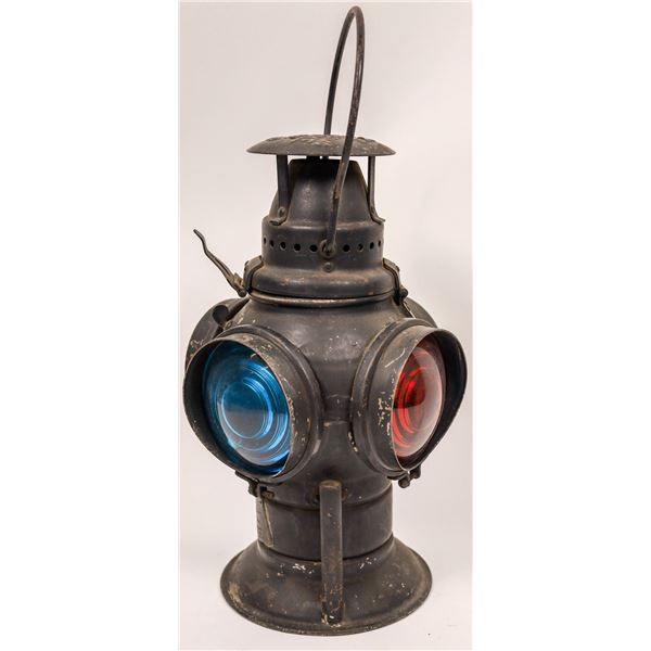 San Joaquin & Eastern Railroad Signal Lamp - with burner  [138304]