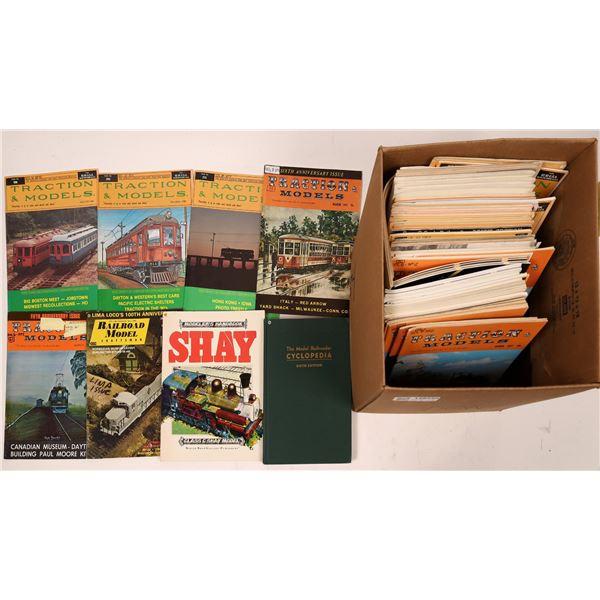 Model Railroading Magazine Collection (75)  [128256]