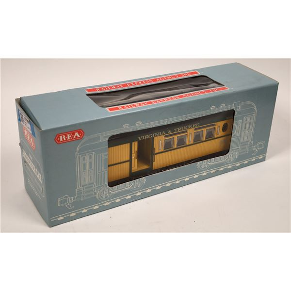 V&T G Scale Combine Car  [137995]