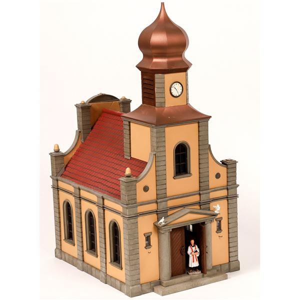 G Scale Vintage Church  [139813]