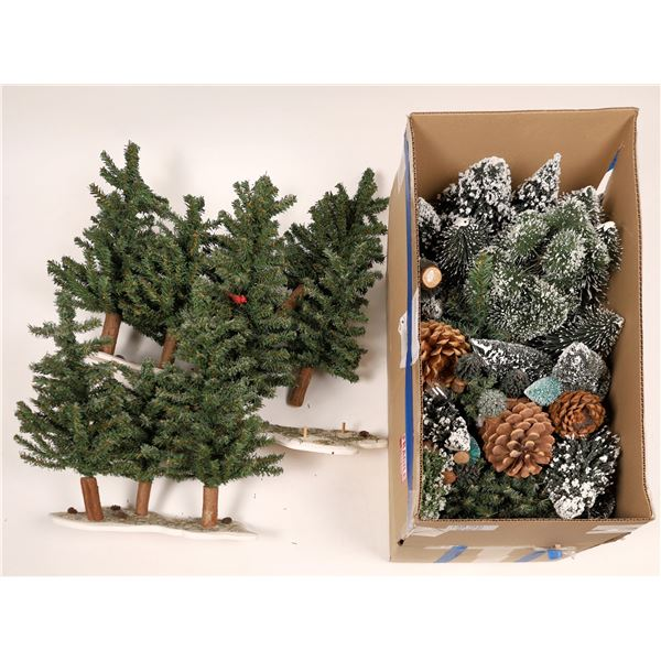 G Scale Landscaping Trees  [139750]