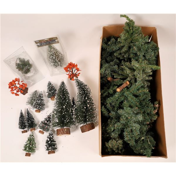 G Scale Pine Trees  [139818]