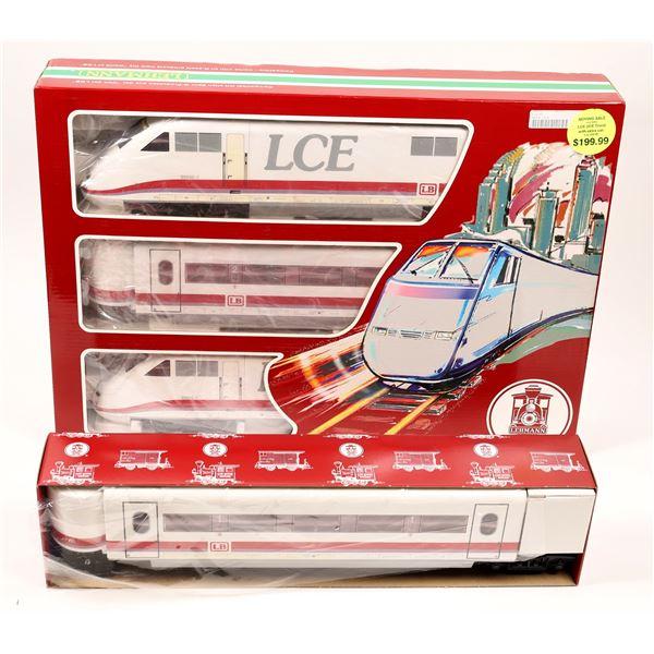 LGB G Scale LCE Streramline Passenger Train  [137997]