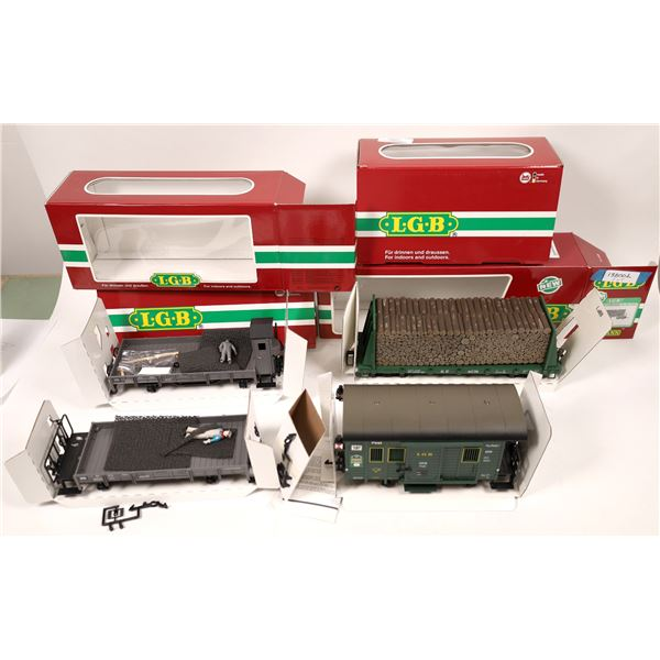 LGB G Scale Rolling Stock  [138001]