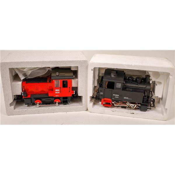 LGB Switcher Locomotives  [137994]