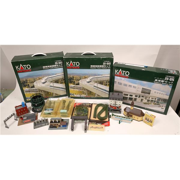 N Scale Train Collection  [138024]