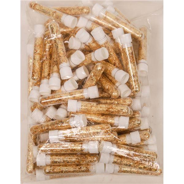 Gold Foil Vials  [140168]