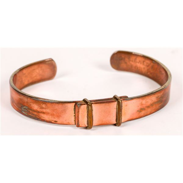 Phelps Dodge (Copper Queen) copper bracelet by Tiffany's  [141174]