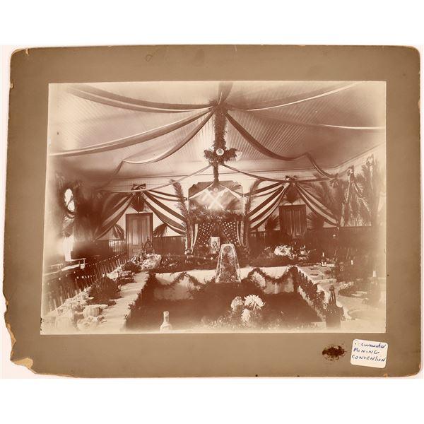 Vintage Mining Convention Photograph  [139324]