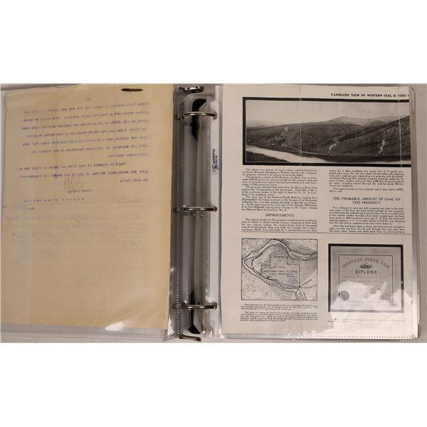 Montana Mining Archive  [140166]