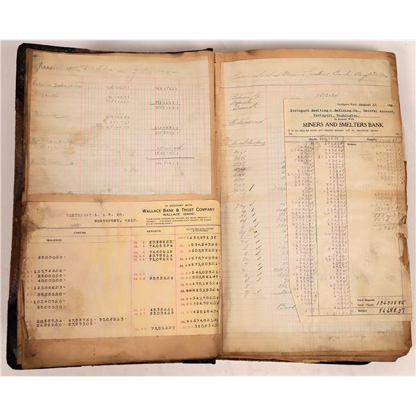 Northport Smelting & Refining Co. Bank Balance Ledger  [127991]