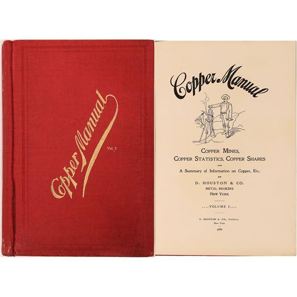 Copper Manual Volume II  [139623]