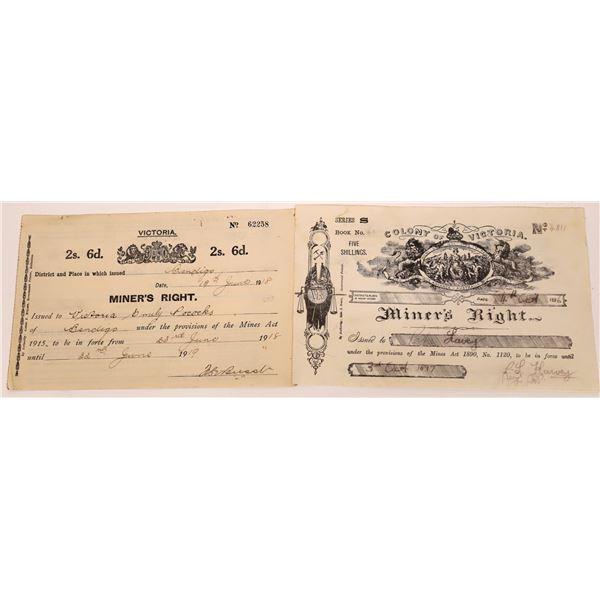 Australian Mining Licenses (2)  [140726]