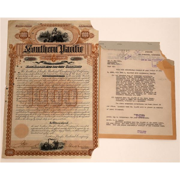 Southern Pacific Railroad Co.  [138053]