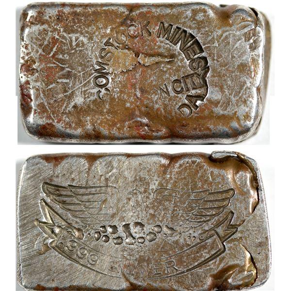 Comstock 1oz. Silver Ingot  [140453]