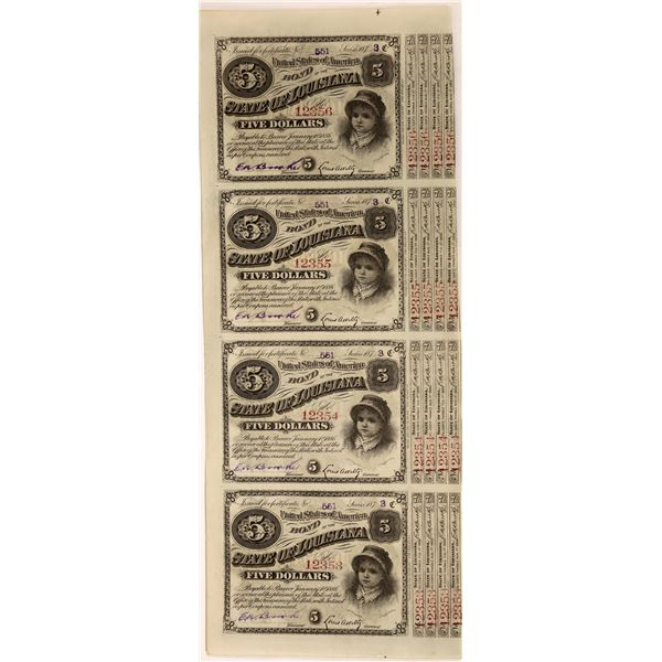Louisiana Baby Bonds  [138535]