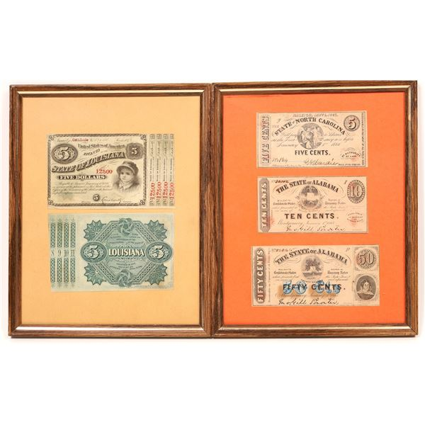 Southern States Currency  [137892]