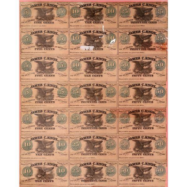 Scrips, Knox Corners, Oneida Co. New York (21)  [139239]
