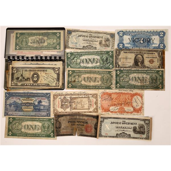 Short Snorter Note Collection  [138501]
