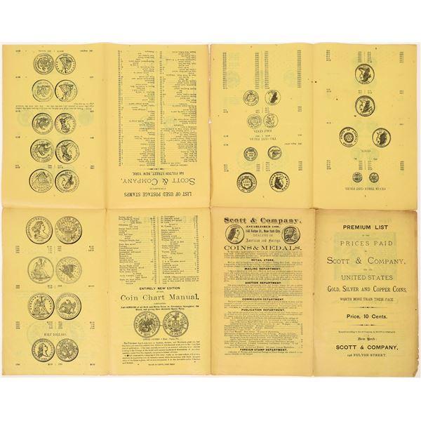 Scott & Company Vintage Catalog  [139029]
