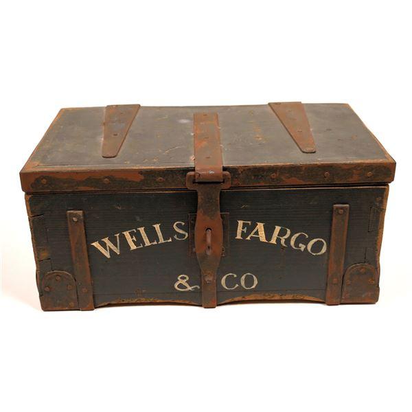 Wells Fargo & Co. Strong Box, High Quality Replica  [140747]